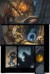 WoW Curse of the Worgen pg 2 by Tonywash