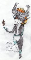 Midna by Notuagin