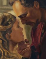 Henry V and Kate by Namecchan