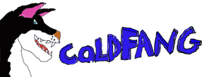 COLDFANG BADGE by coldfang22