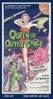 Queen of Outer Space Gishwhes 2014 by karadin