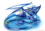 {Commission} - Draikon by LeoKatana