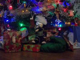 Kakashi the Gift Protector by Lady1Venus