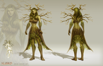 Dryad Concept by HighRisk