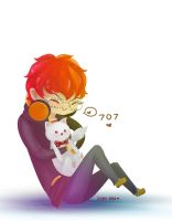 707 Mystic Messenger by Zoehi