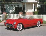 1955 Corvette by ThexRealxBanks