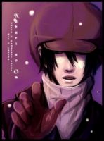 Nabari no Ou: The Kira User by Lancha