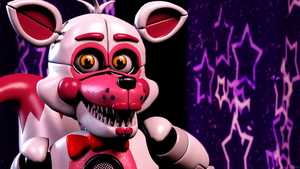 Funtime Foxy 2 (SFM FNAF) by TheSitciXD