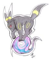 Umbreon by TwinCandles