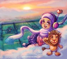eid morning by ambientdream