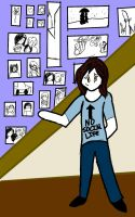 Presenting Liir's collection of childhood photos. by channex123