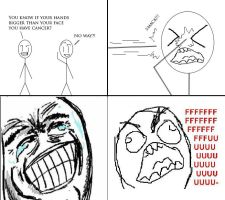 First Epic rage Guy Comic by ActiveMobius