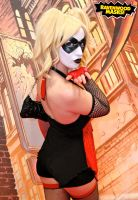 Harley Quinn Cosplay NY by Alyssa-Ravenwood