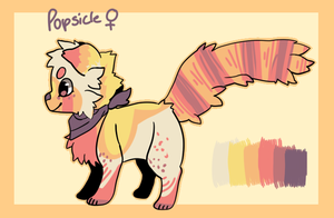 My Panpup Popsicle by Samooraii