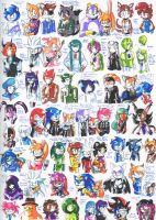 Felt pen doodles 61 by General-RADIX