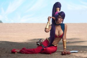 shantae and the pirate's curse cosplay by LeslieSalas