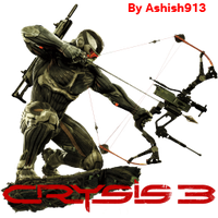Crysis 3 Icon By Ashish913 by Ashish-Kumar