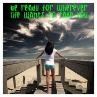 Be Ready by ForeverASickKid