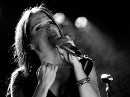 Tarja Turunen at Trix Antwerp by Kittyken