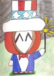The Little Patriot by SkunkyRainbow270