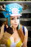 Chopper Girl cosplay! by Floren-Crale