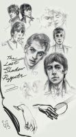 The Last Shadow Puppets sketch by AllegoryFake