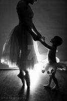 Tiny Dancer in My Hand by KeelyWeisPhotography