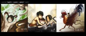 ATLA thirty - Triple deal 2 by Go-Devil-Dante