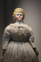 The porcelain lady by Martigot