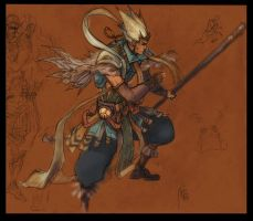 wukong by redant1223
