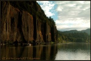 End of the Gorge by kayaksailor