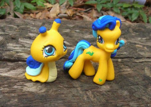 Slug Ponies and Snails by jupiternwndrlnd