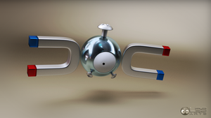 My Magnemite Version by Luther2s
