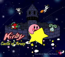 Kirby - Castle of Aruzx by Detective-May