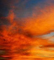 Fire in the sky by fosspathei