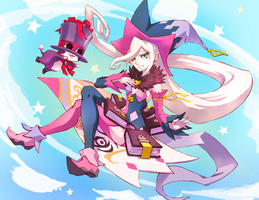Magilou by rayn567