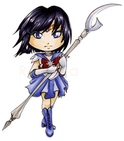 Chibi Sailor Saturn by Ranefea