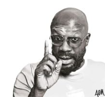 Isaac Hayes by Modernerd