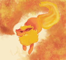 Flareon by revois