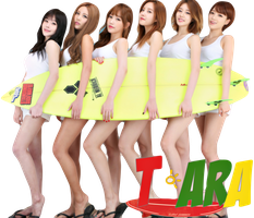 PNG T-ARA - BY SUGROWL by suetics