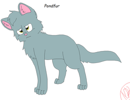 Pondfur by nikkithedog3