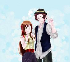 APH Taiwan and Korea by maybebaby83