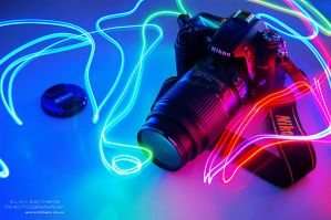 Nikon luv by AlanSmithers