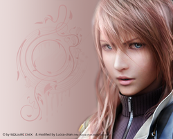Final Fantasy XIII Lightning by Lucca-chan