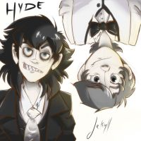 Jekyll And Hyde by BabyPhat268