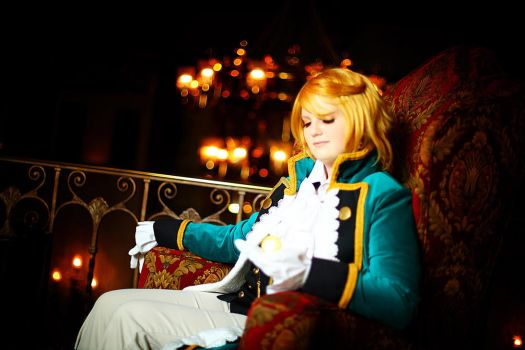 Pandora Hearts ~ Into the abyss by Ani-BEE