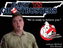 East TN Ghostbusters Advert 02 by laneamania