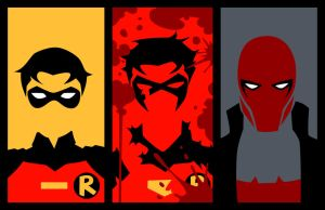 Evolution of Jason Todd v.2 by phil-cho