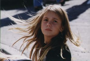 Girl in the Wind by theodamus