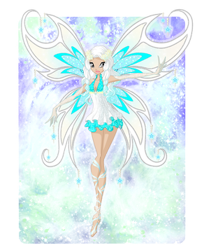 Bella Enchantix Card by Aryl-Phoenix